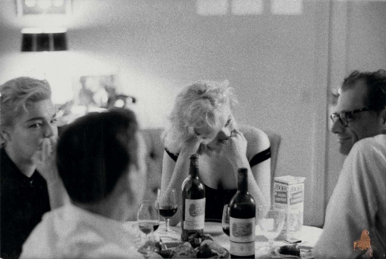¿Sabes cual fue el último vino que tomó Marilyn Monroe?